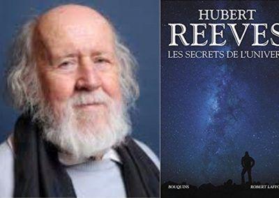 Hubert Reeves – 22 juin 2016