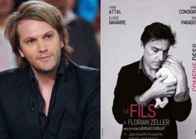 Florian Zeller – 11 avril 2018