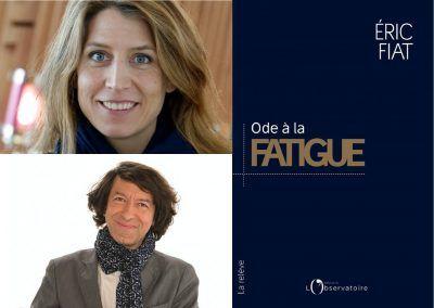 Adèle Van Reeth et Eric Fiat 13 Février